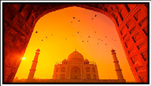 Agra Excursion Tour (by super fast Train from Delhi)