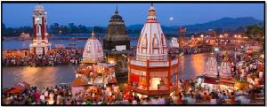 Haridwar & Rishikesh (by superfast Train)