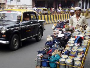 Mumbai on the Move.